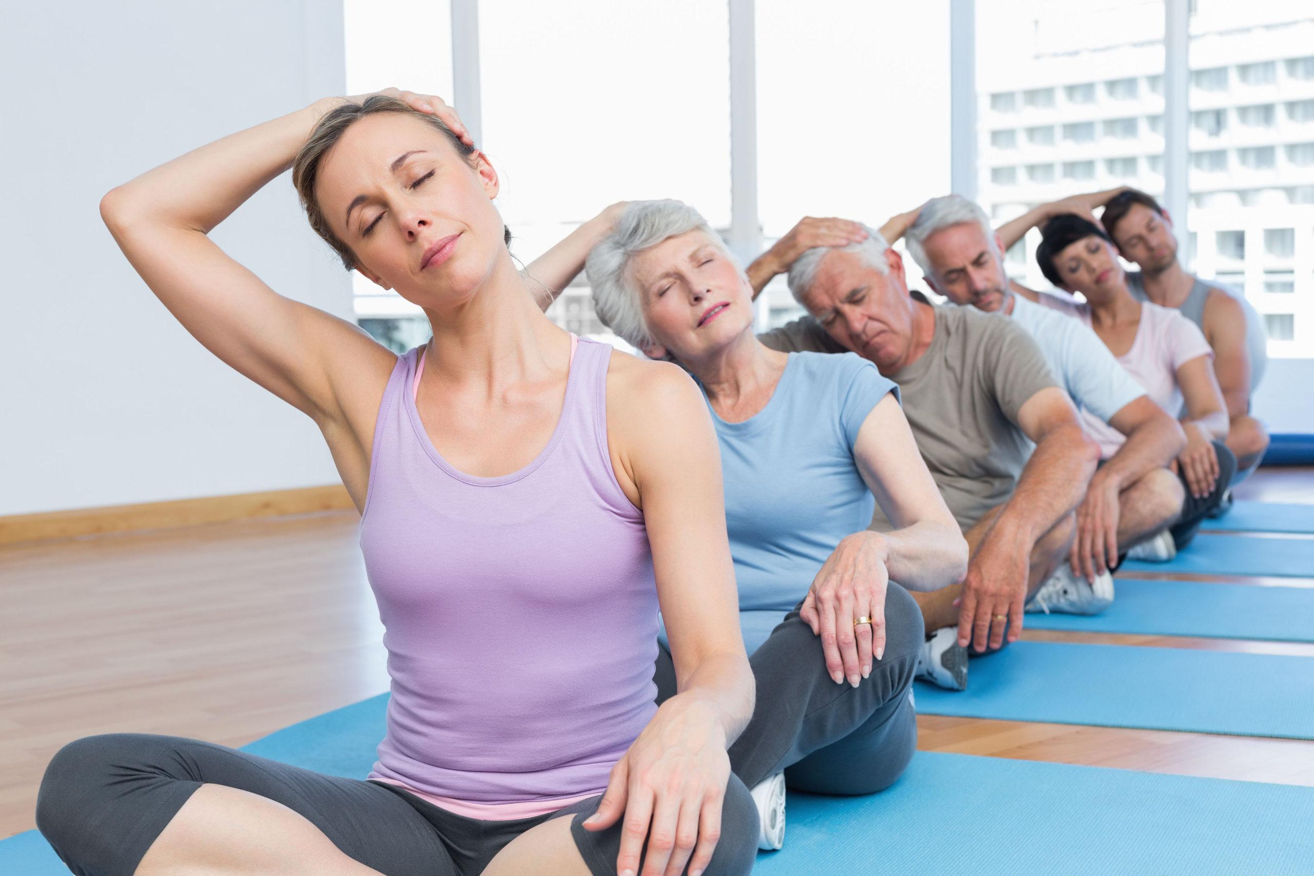 group-exercise-classes-social-bonding